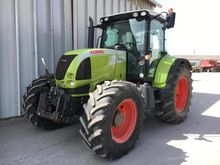 2012 CLAAS ARION 640 CIS