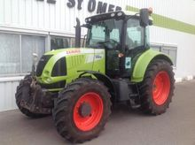 2011 CLAAS ARION 620 CIS