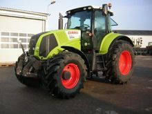2013 CLAAS AXION 820 CIS