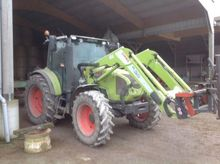 Used 2011 CLAAS TRAC