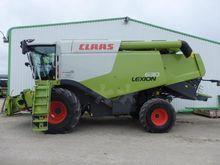 2015 CLAAS LEXION 630 MONTANA