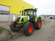 2005 CLAAS ARES 657