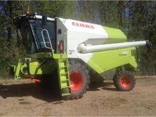 Used 2013 CLAAS TUCA