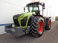 2014 CLAAS XERION 4000 TRAC VC