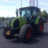 2014 CLAAS ARION 620 T4I CIS
