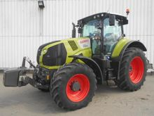 2014 CLAAS AXION830CMAT