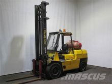 Used 1996 Hyster H5.