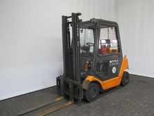 Used 2013 HYSTER H 3