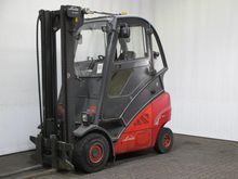 Used 2009 LINDE H 20