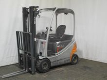 Used 1993 HYSTER J 2