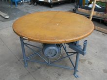 TABLE MOTORISED ROTATE ROTARY T