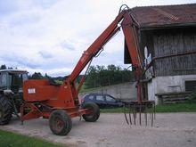 Used 1989 Manure Cra