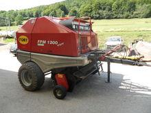 2003 Fort FPM 1200 Cut