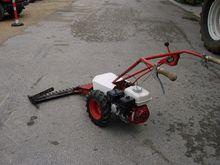 Rapid mower