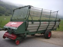 1979 Self loading wagons Agrar