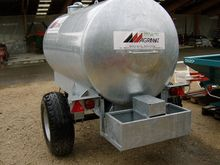 Agrimat Monocoque 3'100 liters