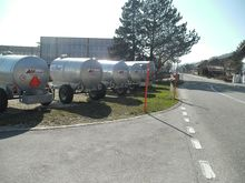 Agrimat Monocoque 3'100 litres