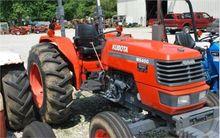 Used 2001 KUBOTA M54