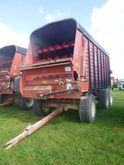 2005 Meyer 4516 Forage Box-Wago