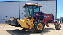New Holland H8060 Mower Conditi