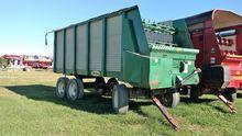 Badger 1200 Forage Box-Wagon Mo