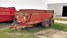 Meyer 2636 Manure Spreader-Dry