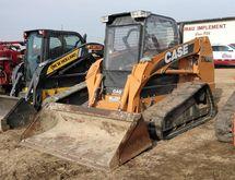 Case TR320 Skid Steer-Track