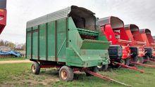 Badger BN950 Forage Box-Wagon M