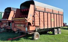 Meyer 600TSS Forage Box-Wagon M