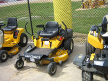 Used Cub Cadet Z For