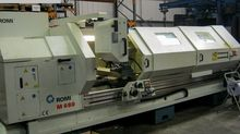 2001 Hollow Spindle Lathe ROMI