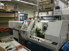 2002 CNC Lathe - Inclined Bed T