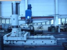 Radial Drilling Machine Csepel