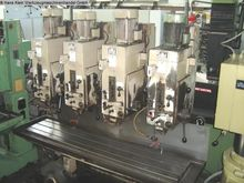 Used Gang Drilling M