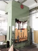Double Column Drawing Press - H