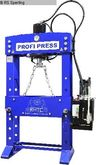 2017 Tryout Press - hydraulic P