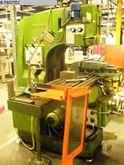 1982 Tool Room Milling Machine