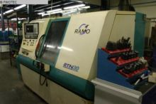 2000 CNC Lathe - Inclined Bed T