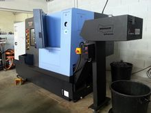 CNC Lathe - Inclined Bed Type D