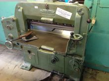 1952 cutting machine SCHNEIDER