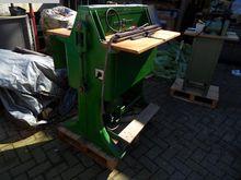 grooving abd perofrating machin