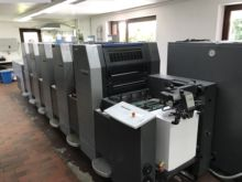 2001 5 colour / units HEIDELBER