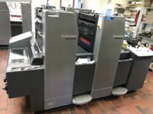 2000 2 colour / units HEIDELBER