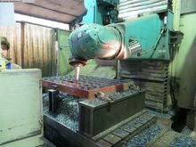 2005 Travelling column milling