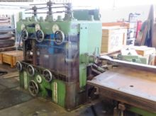 6-roll tube straightening machi