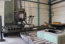 Floor Type Boring and Milling M