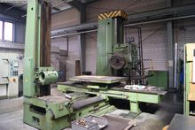 Table Type Boring and Milling M