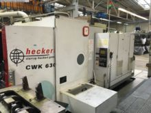 2000 Machining Center - Horizon