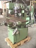 1976 Milling Machine - Vertical