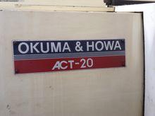 1995 CNC Lathe OKUMA-HOWA ACT-2